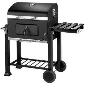 TecTake Barbecue grill Fumoir Smoker Américain au charbon de bois