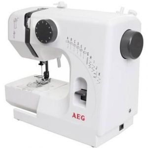 AEG NM 100 - Machine à coudre kompakt