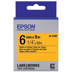 Epson LabelWorks LK-2YBP - bande d'étiquettes