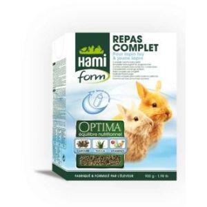 Hamiform Repas premium jeune lapin et Toy 2.5kg