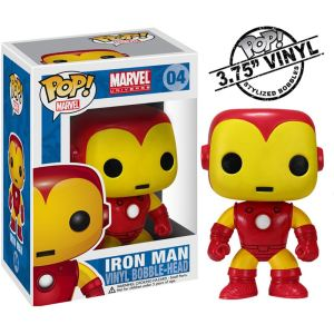 Funko Figurine Pop! Iron Man Classic