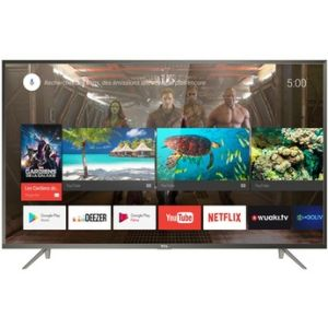 TCL Digital Technology U60P6026 - Téléviseur LED 152 cm 4K UHD