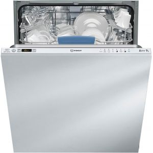 Indesit DIFP8T94 Z - Lave-vaisselle intégrable 14 couverts
