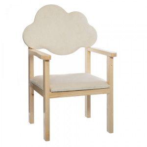 Chaise Nuage Blanc