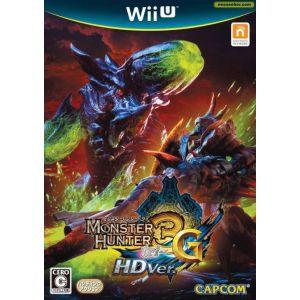 Capcom Monster Hunter Tri 3g HD