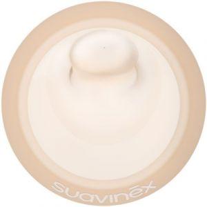Suavinex Lot de 2 tétines pour biberon anti-colique zero zero débit lent