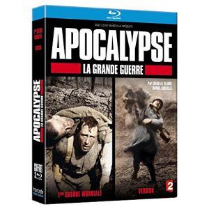 Coffret Apocalypse - La Premiére Guerre Mondiale + Verdun