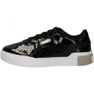 Puma Chaussures enfant Cali Patent PS Noir - Taille 29,30,31,32,33,34,35