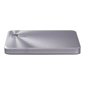 "Western Digital WDBEZW0040B - Disque dur externe My Passport Ultra Metal 4 To 2.5"" USB 3.0"