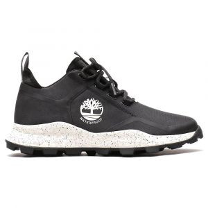 Timberland A27RY Brooklyn Oxford Noir Chaussures de Sport Hommes Baskets Lacets imperméables 41.5