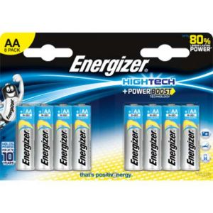 Energizer 8 piles Ultimate LR06 (AA)