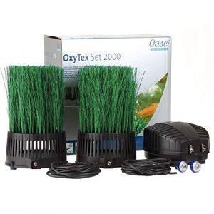 Oase Set de pompe à air pour étang oxytex 2000 CWS