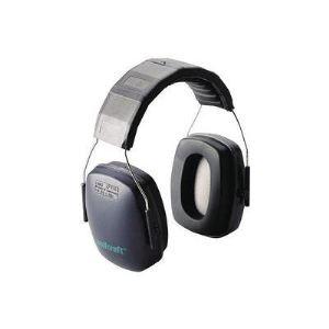 Wolfcraft 4867000 - Casque antibruit « Pro » SNR 26 dB DIN EN 352-1:2002