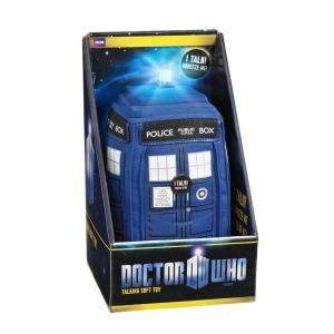 Underground Toys Peluche parlante Doctor Who - Tardis 23 cm