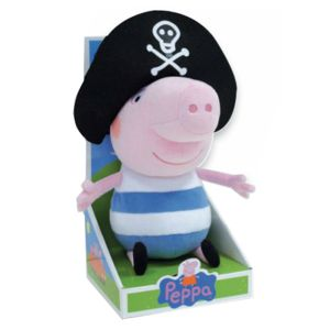 Jemini Peluche Peppa Pig George Pirate 25 cm