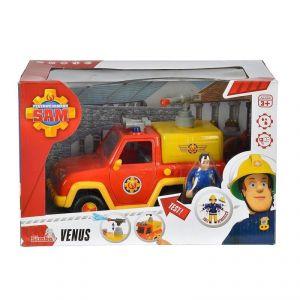 Simba Toys Sam le pompier avec venus