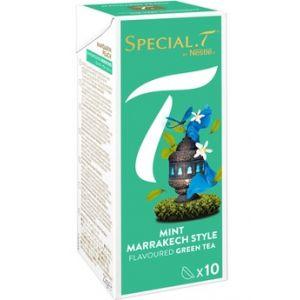 Nestlé Capsules Special.T Thé Vert Mint Marrakech Style