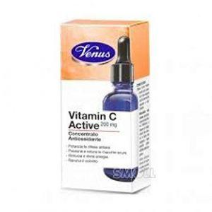 Venus Vitamin C Active Concentrato Antiossidante - 30 ml