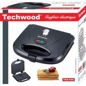 Techwood TGE-656 -  Gaufrier électrique