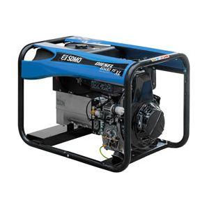 SDMO Diesel 6500 TE XL C - Groupe électrogène triphasé