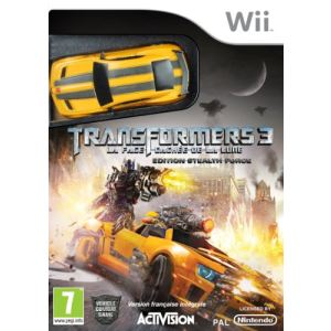 Transformers 3 : La Face Cachée de la Lune - Edition Stealth Force [Wii]