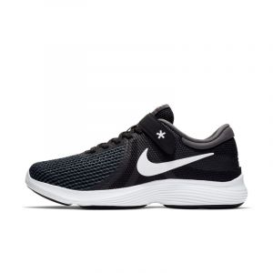Nike Chaussure de running Revolution 4 FlyEase pour Femme - Noir - Taille 38.5 - Female