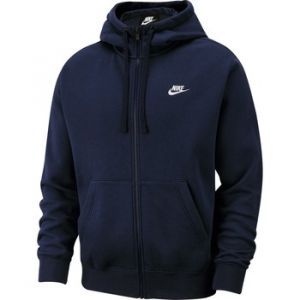Nike Sweat-shirt Club Fleece Full-Zip bleu - Taille EU S,EU M,EU L,EU XS