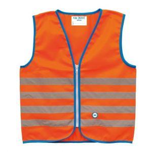 Wowow Gilet de sécurité Enfants Fun Jacket Orange