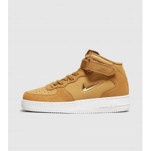 Nike Chaussure Air Force 1 07 Mid LV8 pour Homme - Marron - Taille 42.5