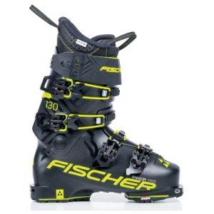 Fischer Chaussures de ski Ranger Free 130 Walk Dyn - Black / Black - Taille 26.5