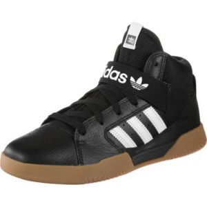 Adidas Baskets cuir VRX Mid Noir - Taille 39 1/3;40;41 1/3;42;43 1/3;44;45 1/3;46;47 1/3
