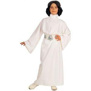 Déguisement Princesse Leia fille Star Wars (7-9 ans)