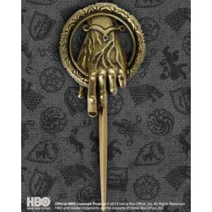 The Noble Collection Main du Roi réplique authentique Game of Thrones