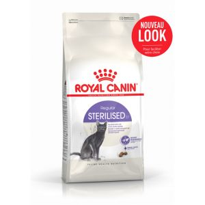 Royal Canin Regular Sterilised 37 - Croquettes pour chat stérilisé 4 kg
