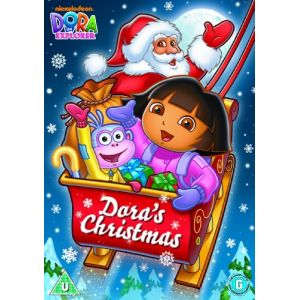 Dora the Explorer: Dora's Christmas [DVD] [Import anglais]