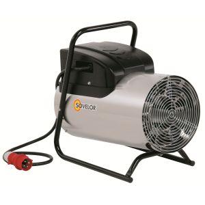 Sovelor D10I Chauffage air pulsé électrique portable