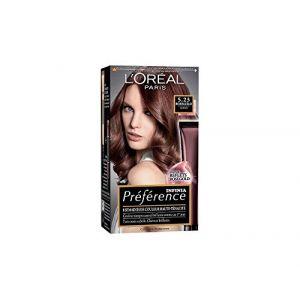 L'Oréal Préférence Infinia 5.23 Rose Gold Châtain