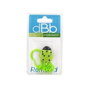 dBb Remond 170824 - Attache sucette forme Coccinelle