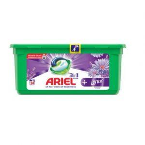 Ariel Dosettes de lessive 3 en 1 touche de febreze
