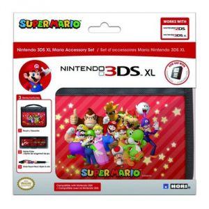 Hori Pack Mario pour 3DS XL / 2DS