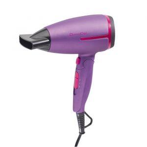 Domoclip DOS130 - Sèche-cheveux pliable