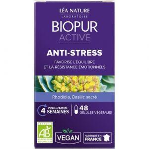 Biopur Gélules végétales Anti-stress x 48