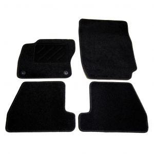 VidaXL Ensemble de tapis de voiture 4 pcs pour Ford Focus III