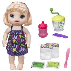 Hasbro Baby Alive : mange à la cuillère