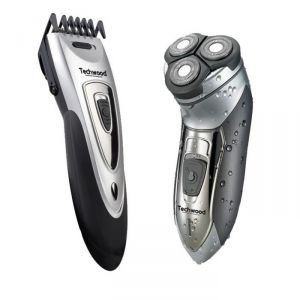Techwood TCO-2566 - Rasoir et tondeuse rechargeable