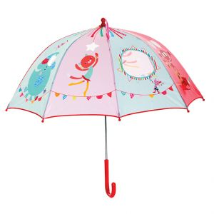 Lilliputiens Parapluie Cirque