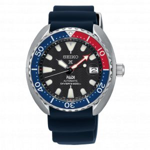 Seiko Homme Prospex Padi Mini Turtle Automatic Diver's 200M Stainless Steel Montre SRPC41K1