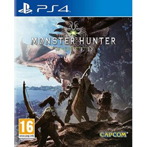 Monster Hunter World [PS4]