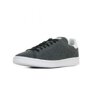 Adidas Stan Smith PK, Chaussures de Fitness Homme, Noir Negbas/Ftwbla 000, 43 1/3 EU