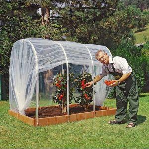Juwel 20113 - Tunnel de protection pour serre de tomate Gr.2